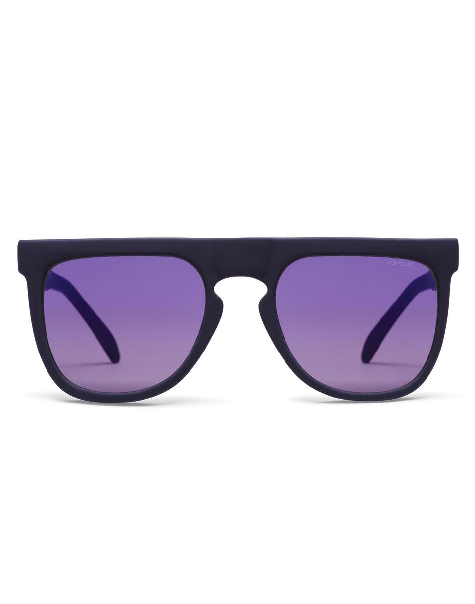 Sluneční brýle Komono Bennet midnight blue rubber