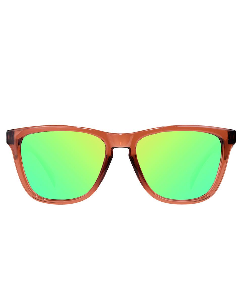 Sluneční brýle Nectar Breck Polarized transparent brown / gold