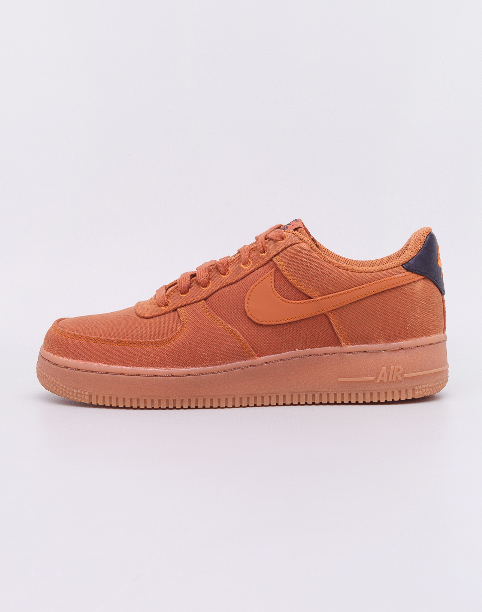 Nike Air Force 1 '07 LV8 Style Monarch/ Monarch - Gum Med Brown - Black 41