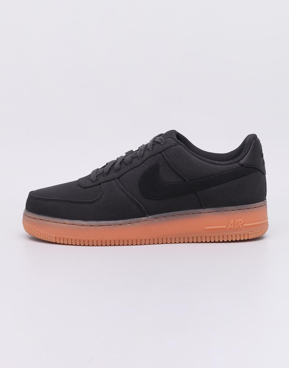 Nike Air Force 1 '07 LV8 Style Black/ Black - Gum Med Brown 41