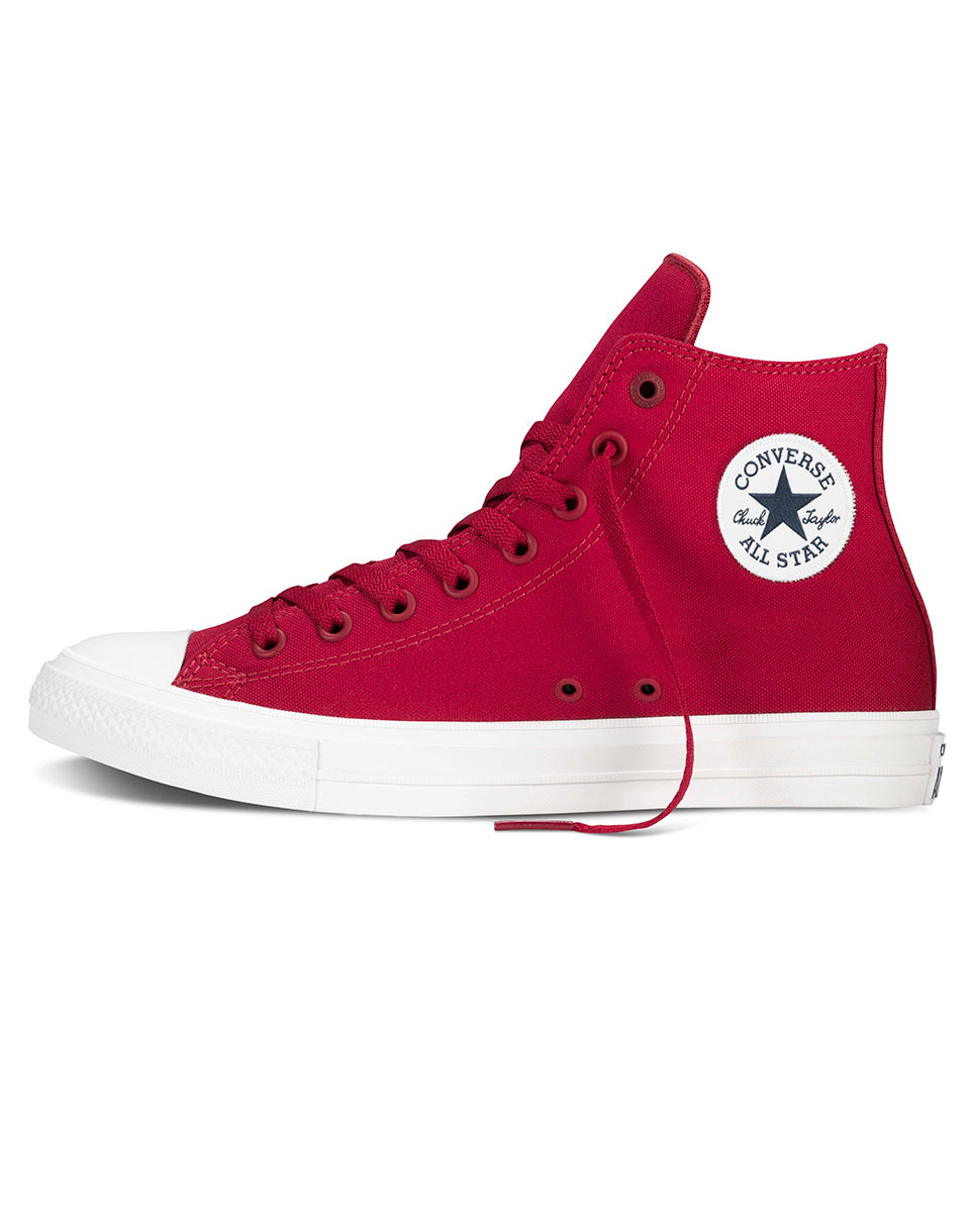 Sneakers - tenisky Converse Chuck Taylor All Star II Salsa Red/White/Navy 45