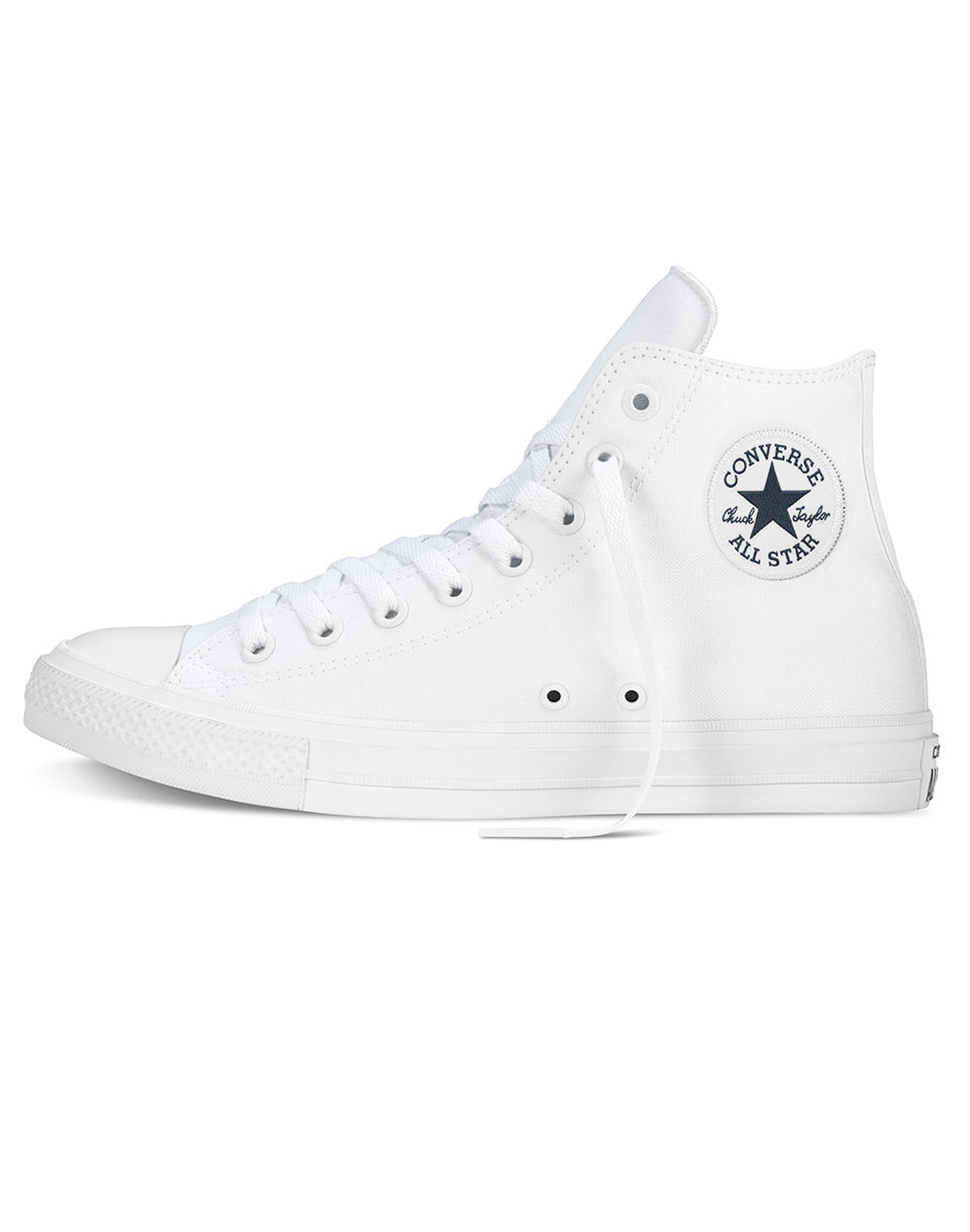 Sneakers - tenisky Converse Chuck Taylor All Star II White 43