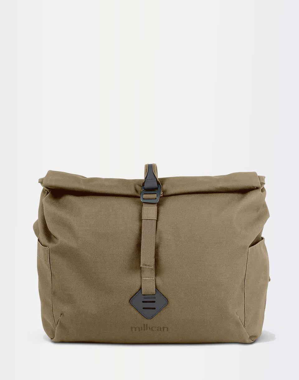 millican Bowden the Camera Shoulder Bag 20 l Moss