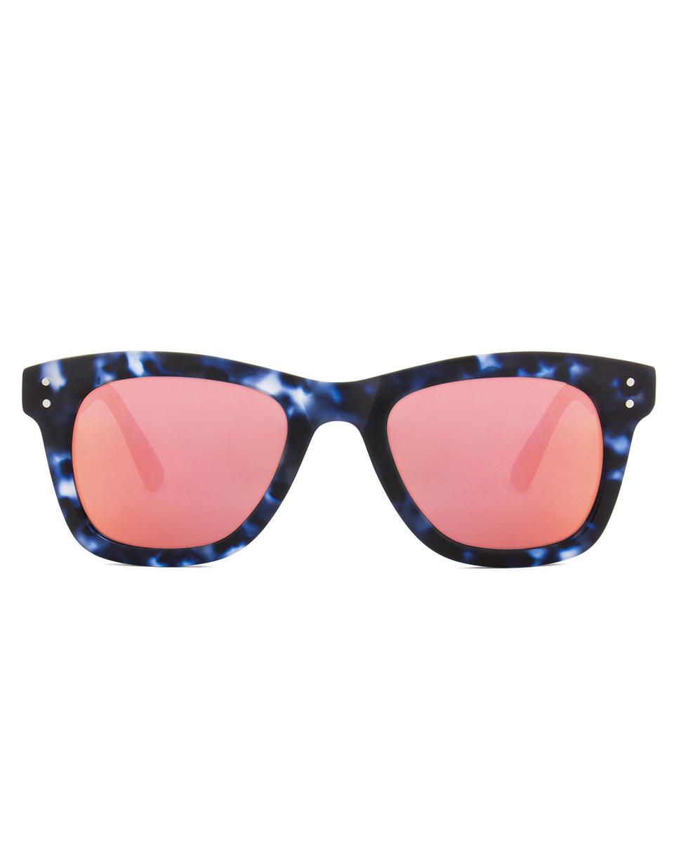 Sluneční brýle Komono Crafted California Allen matte indigo + doprava zdarma