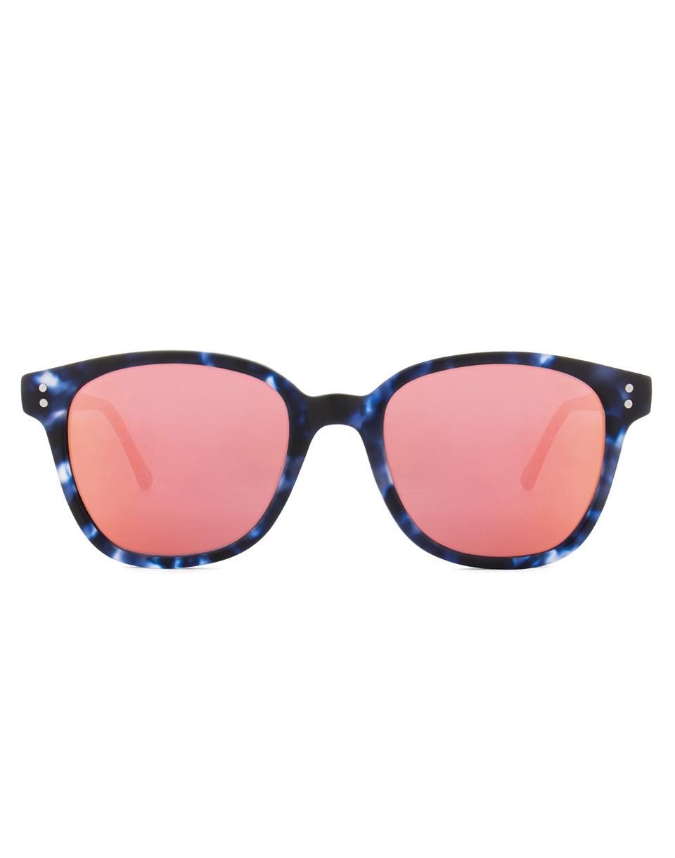 Sluneční brýle Komono Crafted California Renee matte indigo + doprava zdarma