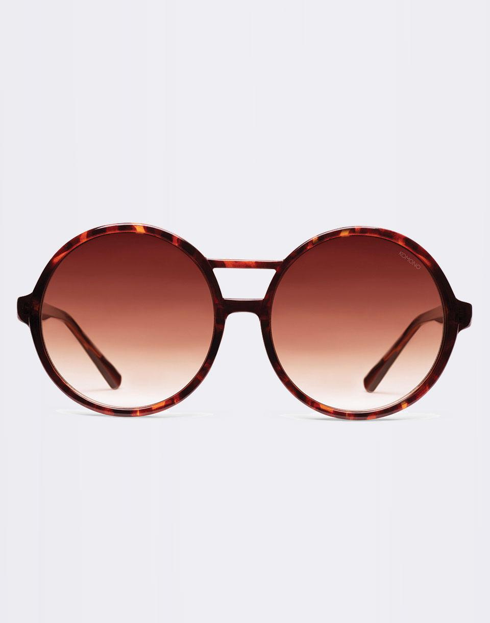 Sluneční brýle Komono Coco Tortoise