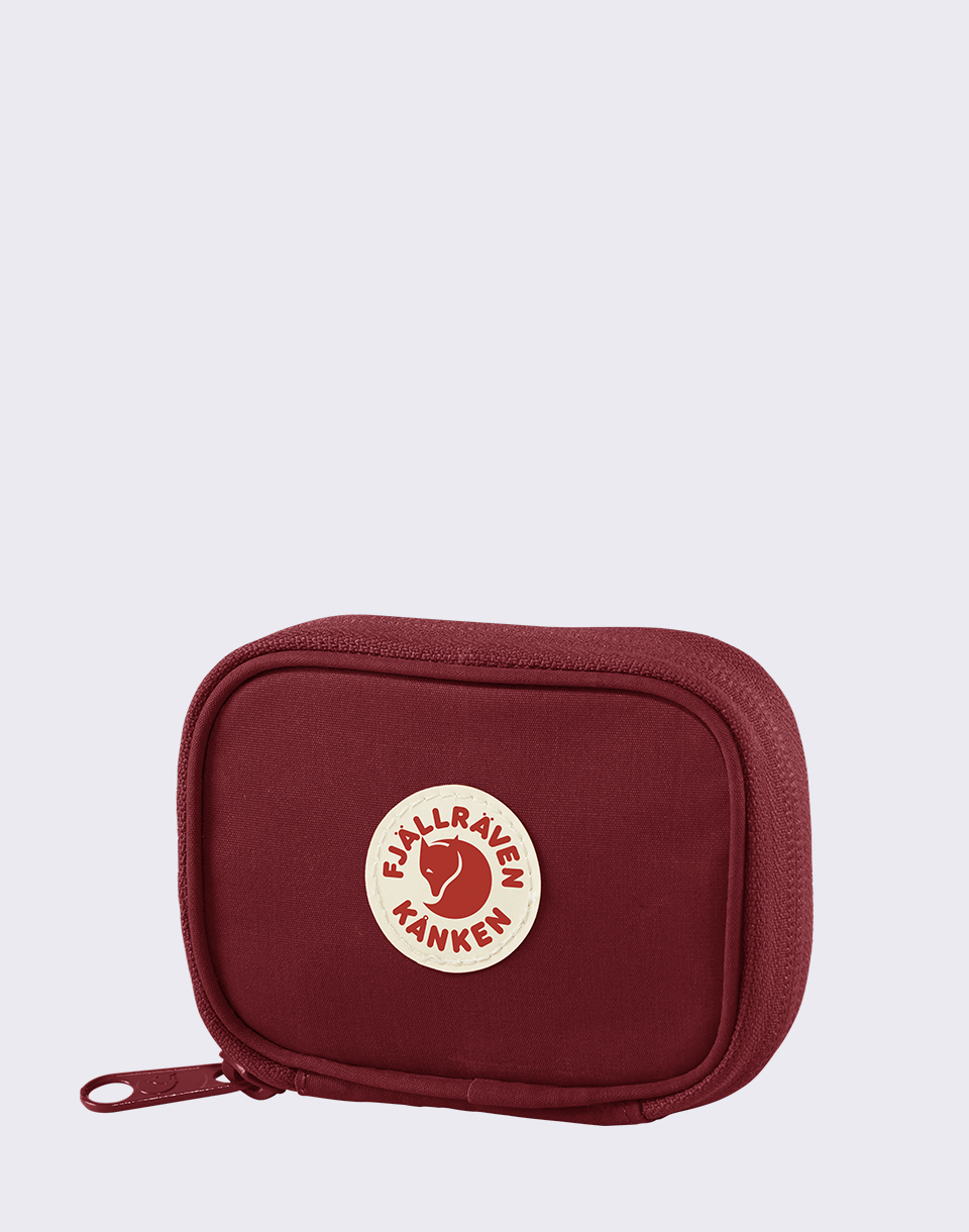 Fjällräven Kanken Card Wallet 326 Ox Red