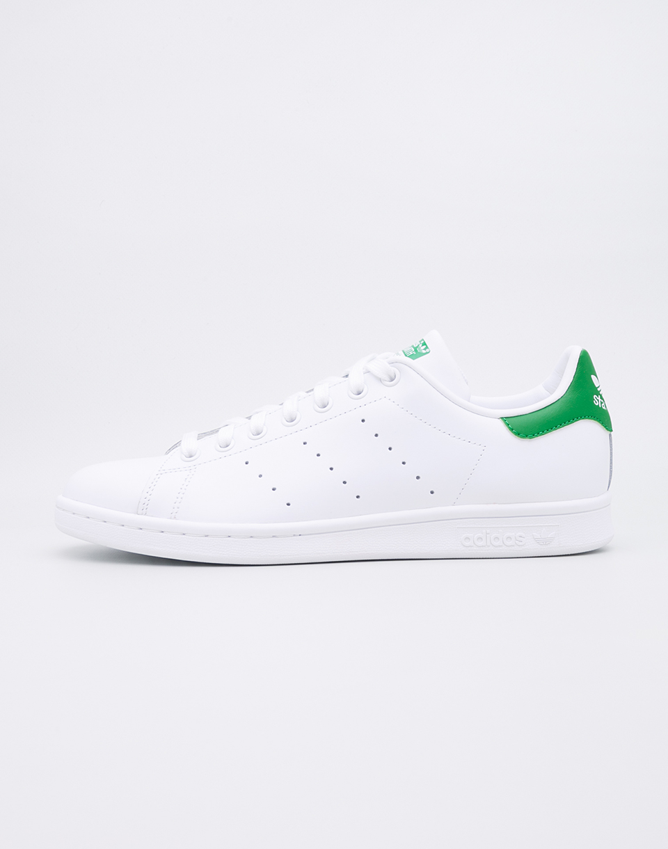 Adidas Originals Stan Smith Footwear White   Core White   Green 42