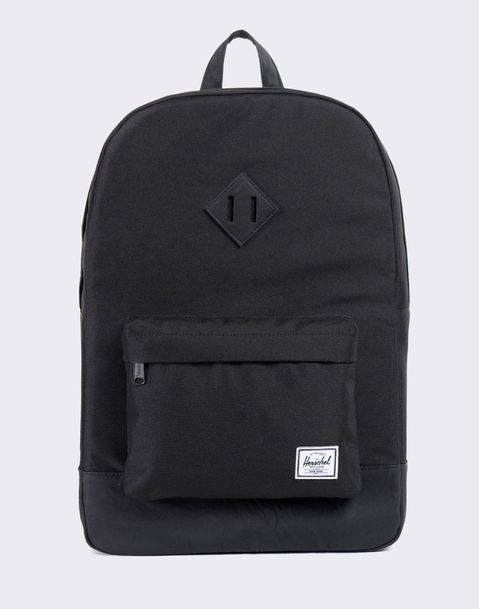 a5142c1bb25 Batoh Herschel Supply Heritage BLACK BLACK