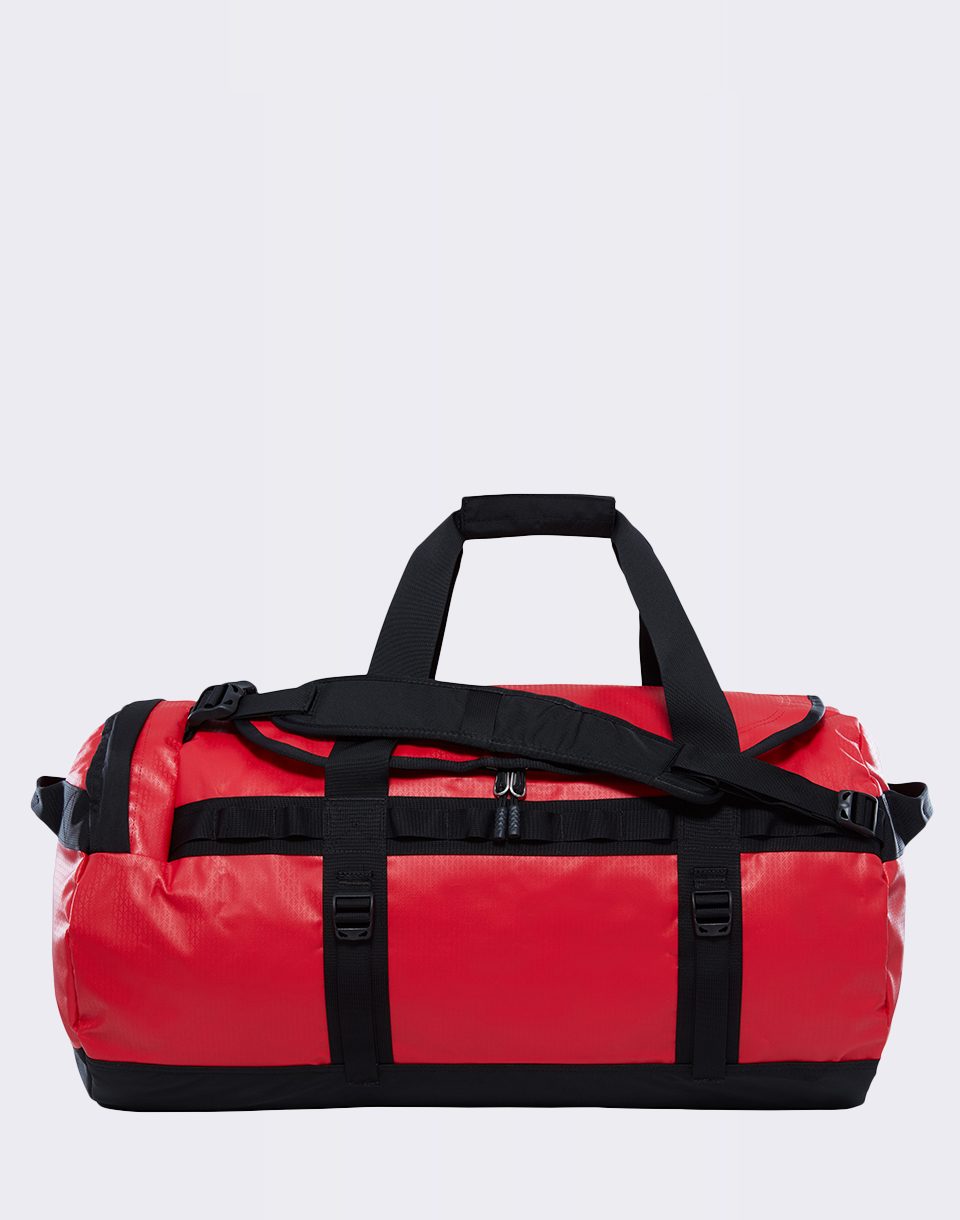 The North Face Base Camp Duffel M TNF Red  TNF Black