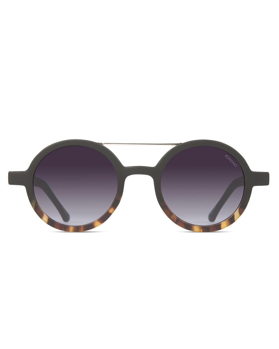 Sluneční brýle Komono Vivien Matte Black / Tortoise
