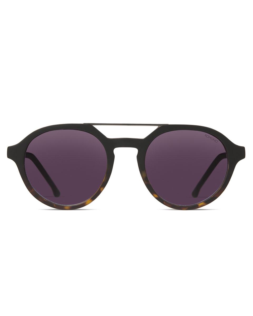 Sluneční brýle Komono Harper Matte Black / Tortoise