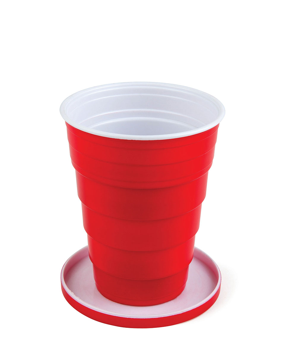 Cestování Big Mouth Red Cup Emergency Red Party Cup 450ml BM1745