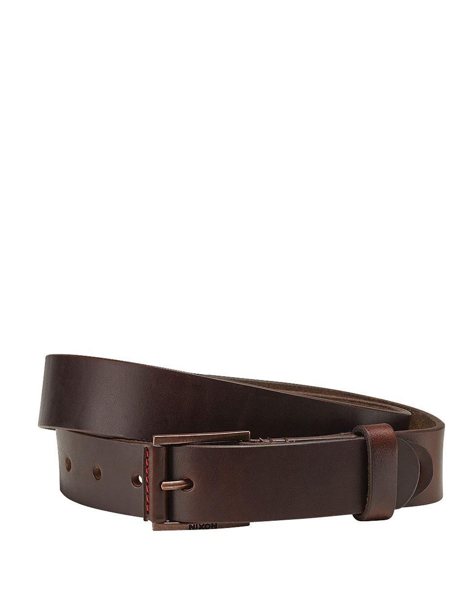 Pásek Nixon Legacy Belt Brown S