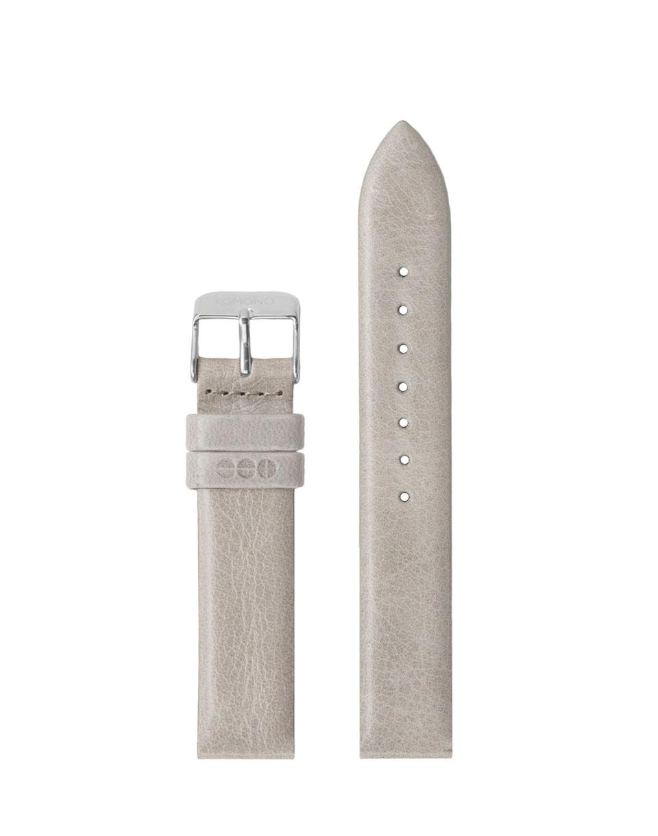 Hodinky Komono Estelle Strap 16.5 Grey Silver