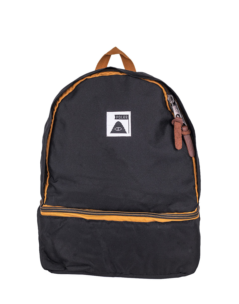 Batoh Poler Wildwood Pack Black