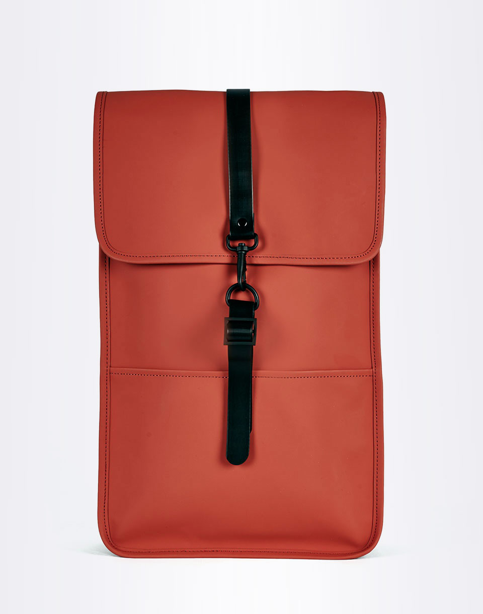 Batoh Rains Backpack Rust + doprava zdarma