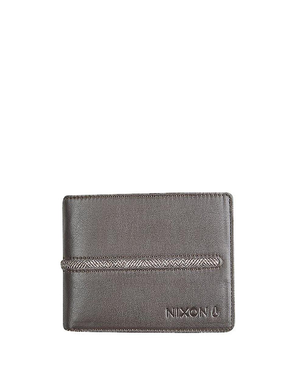 Peněženka Nixon Coastal Bi-Fold Walnut + novinka