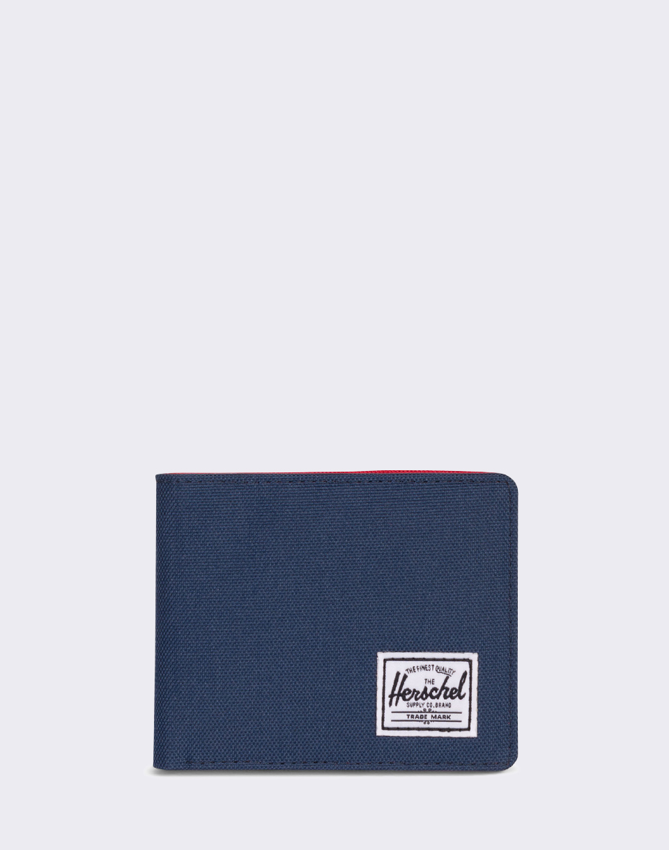 Herschel Supply Roy RFID Navy Red