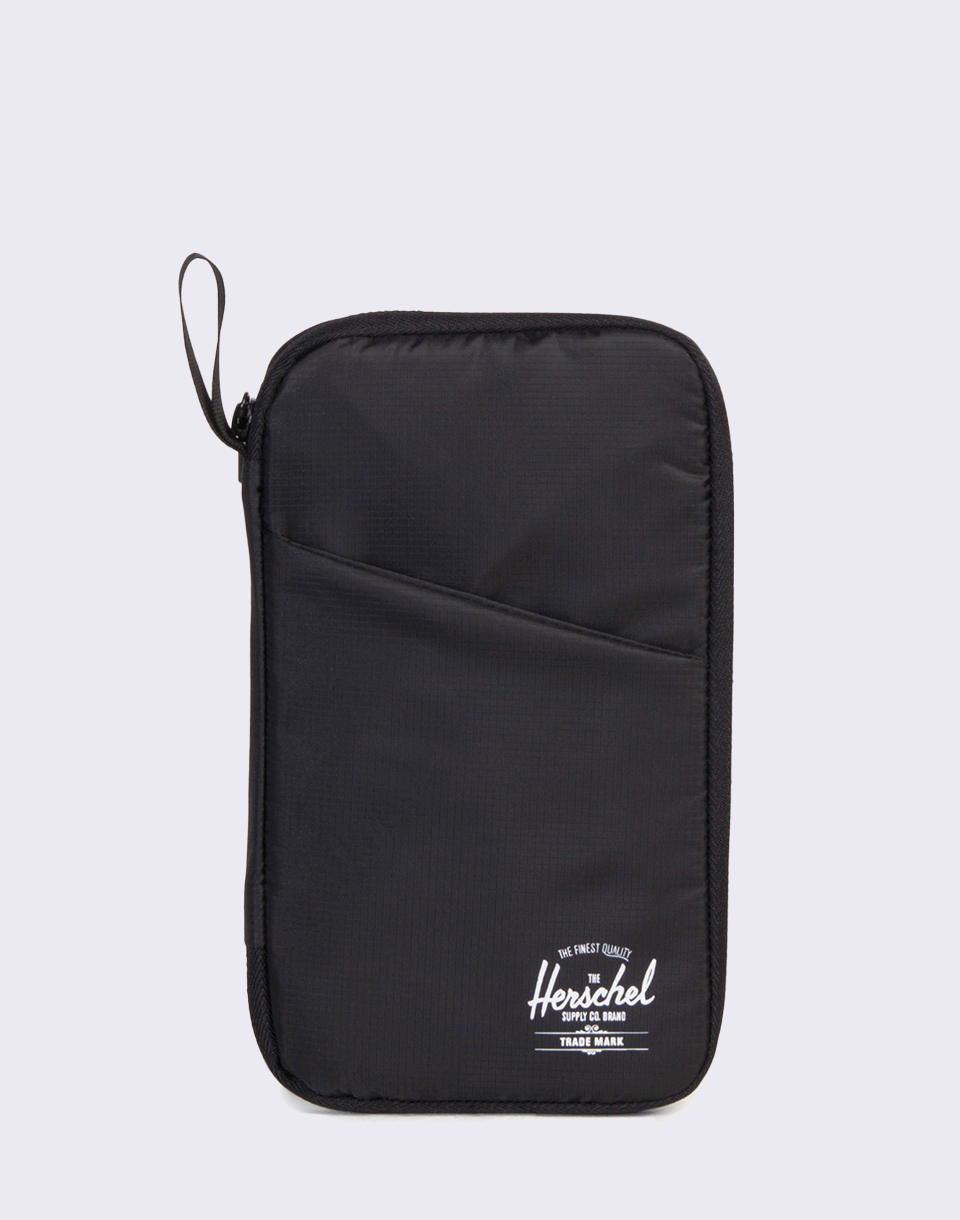 Herschel Supply Travel Wallet Black