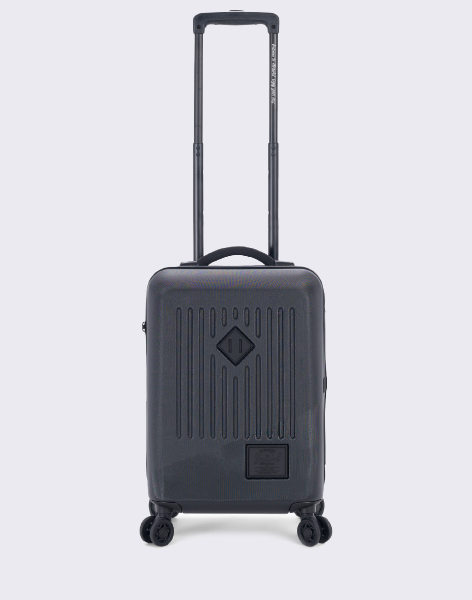 Herschel Supply Trade Power Carry On Black Black