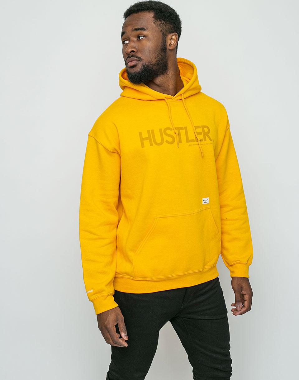 40s & Shorties Hustler Hoodie Gold L
