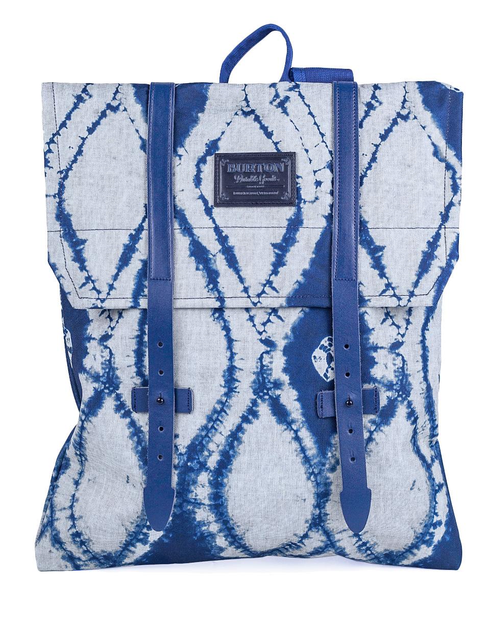 Batoh Burton Taylor pack Indigo batik