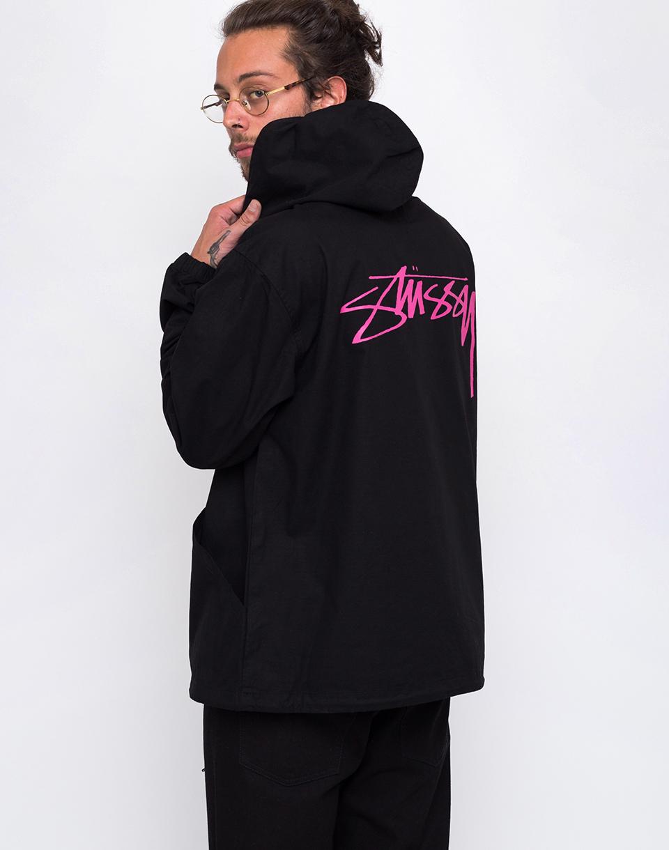 Stussy Ripstop Pullover black L
