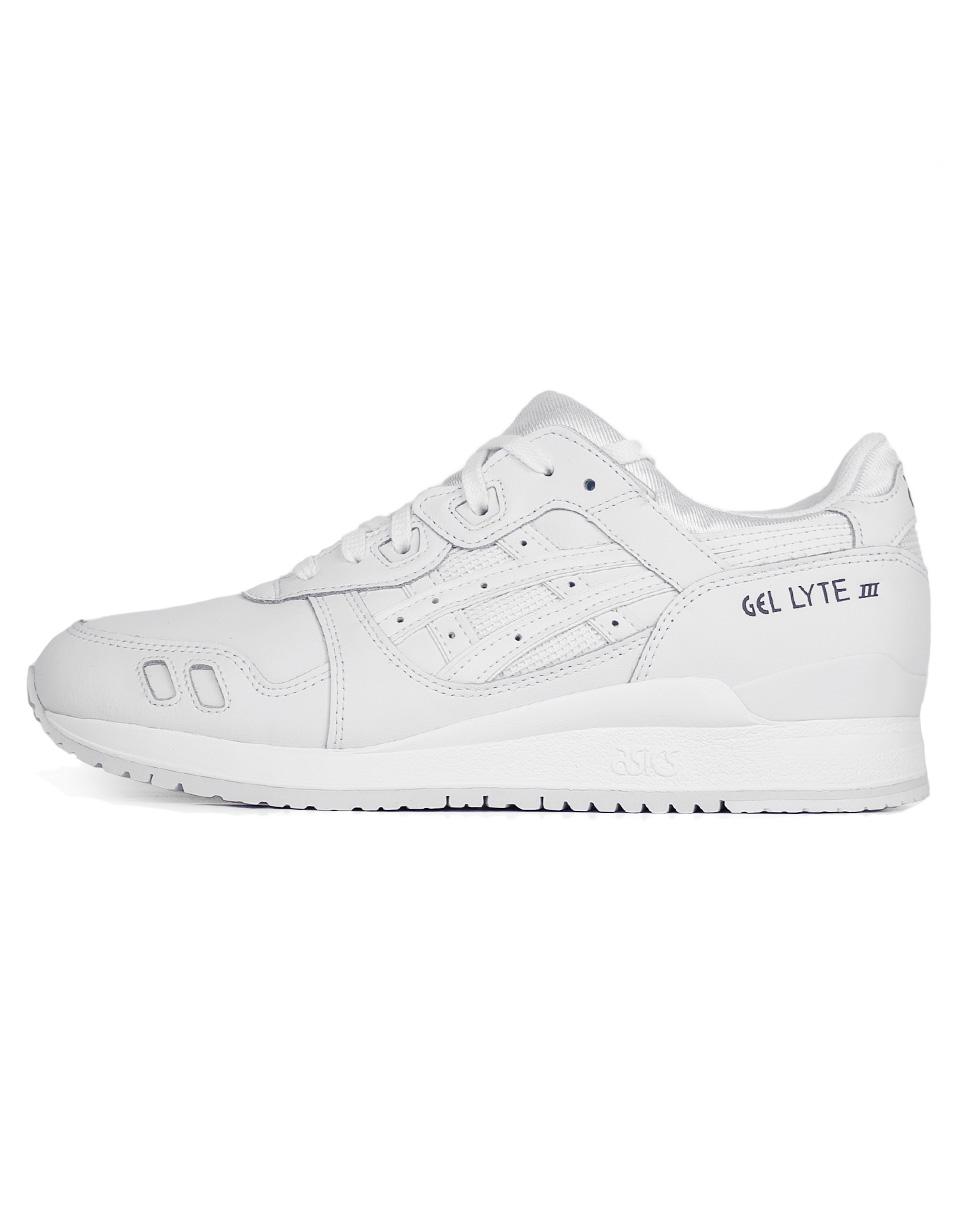 Sneakers - tenisky Asics GEL-LYTE III WHITE/WHITE 43