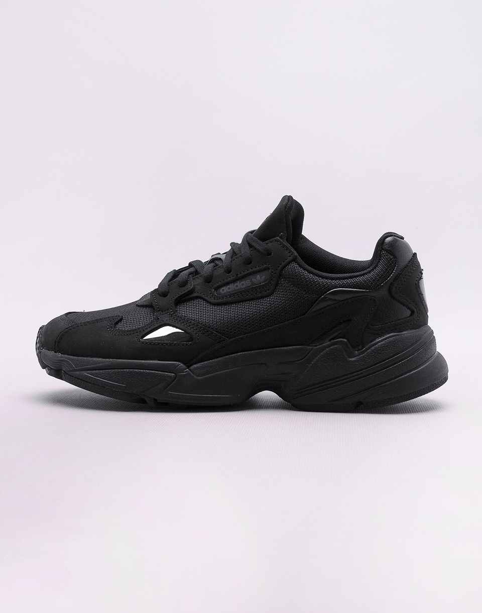 adidas Originals Falcon Core Black   Grey Five 40 5