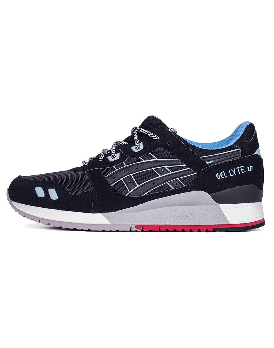 Sneakers - tenisky Asics GEL-LYTE III Black/black 41 + doprava zdarma