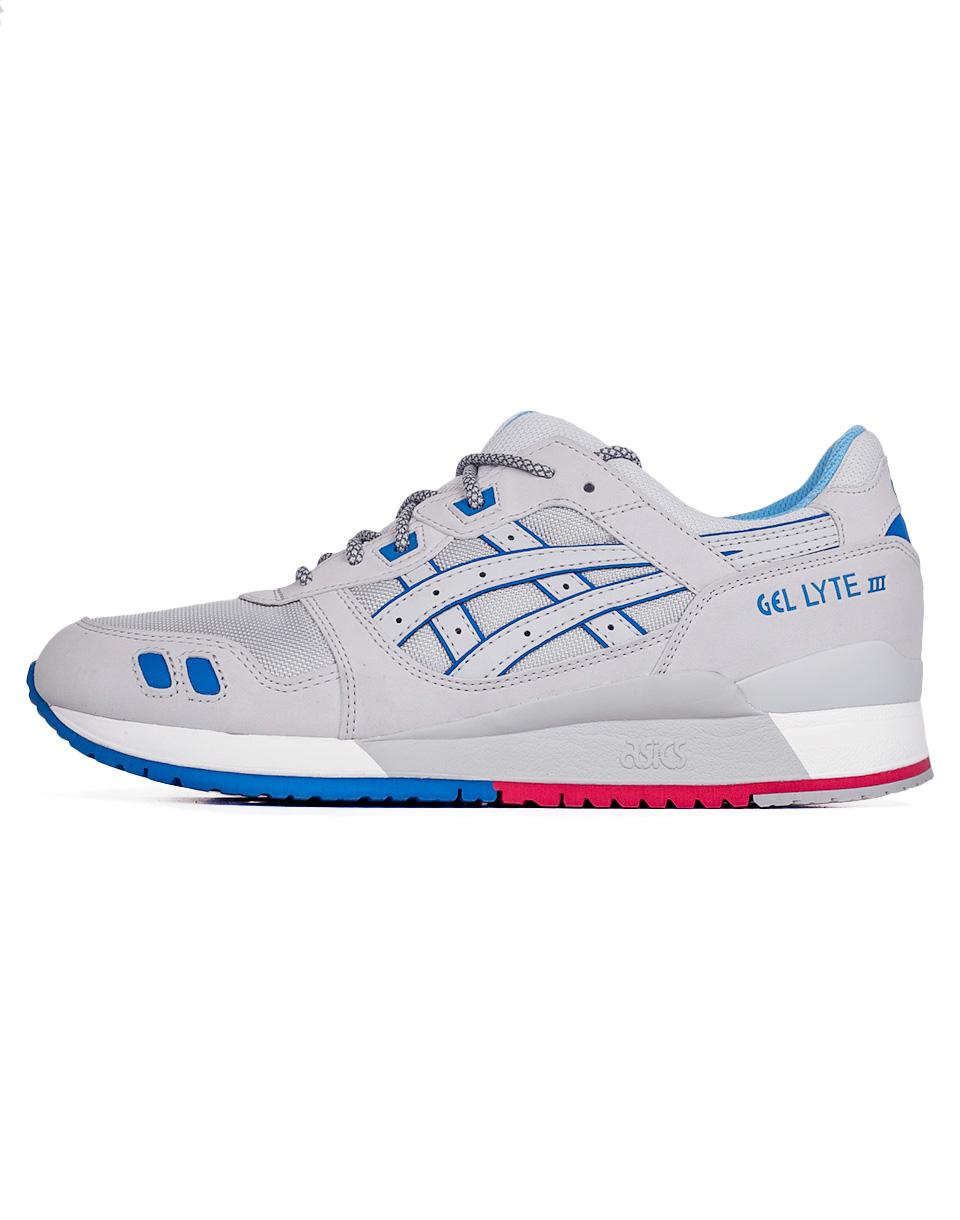 Sneakers - tenisky Asics GEL-LYTE III SOFT GREY/SOFT GREY 41 + doprava zdarma