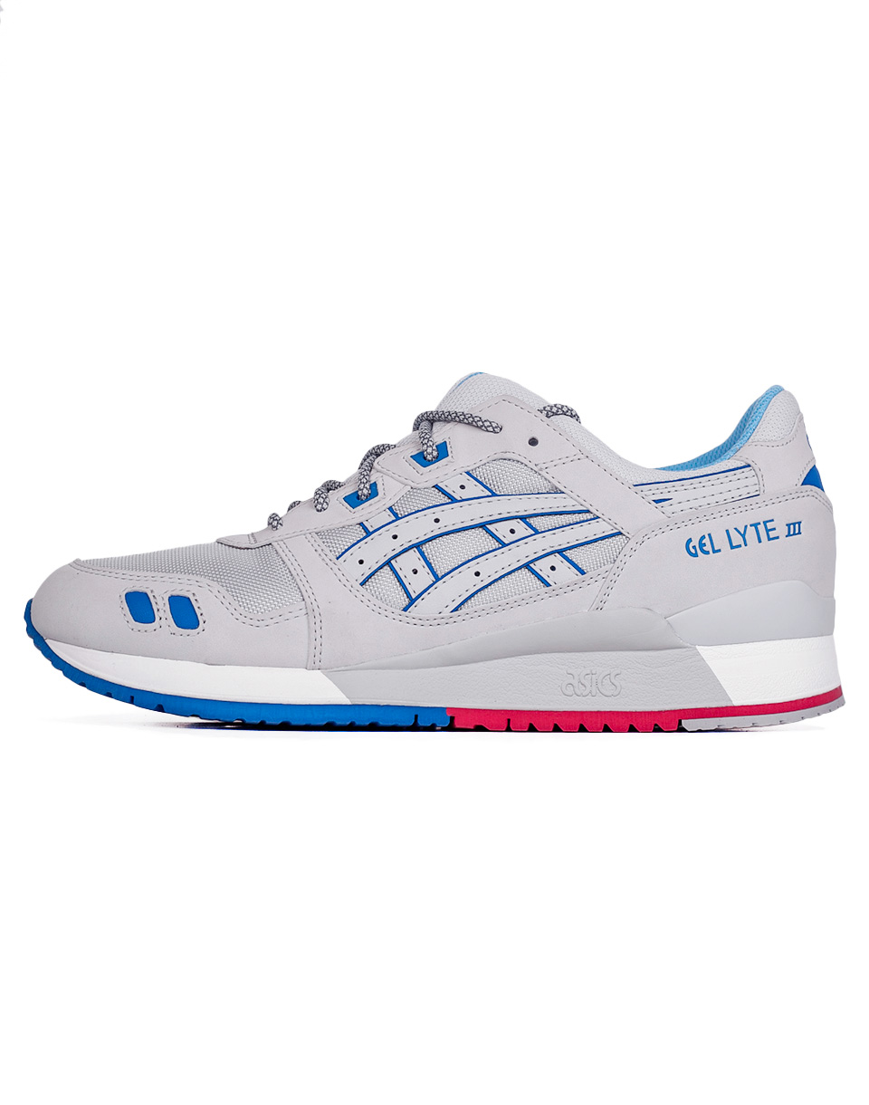 Sneakers - tenisky Asics GEL-LYTE III SOFT GREY/SOFT GREY 41