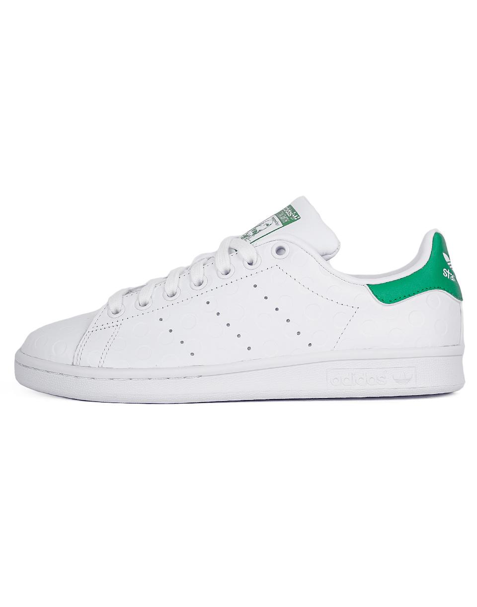 Sneakers - tenisky Adidas Originals Stan Smith White/ White/Green 40,5