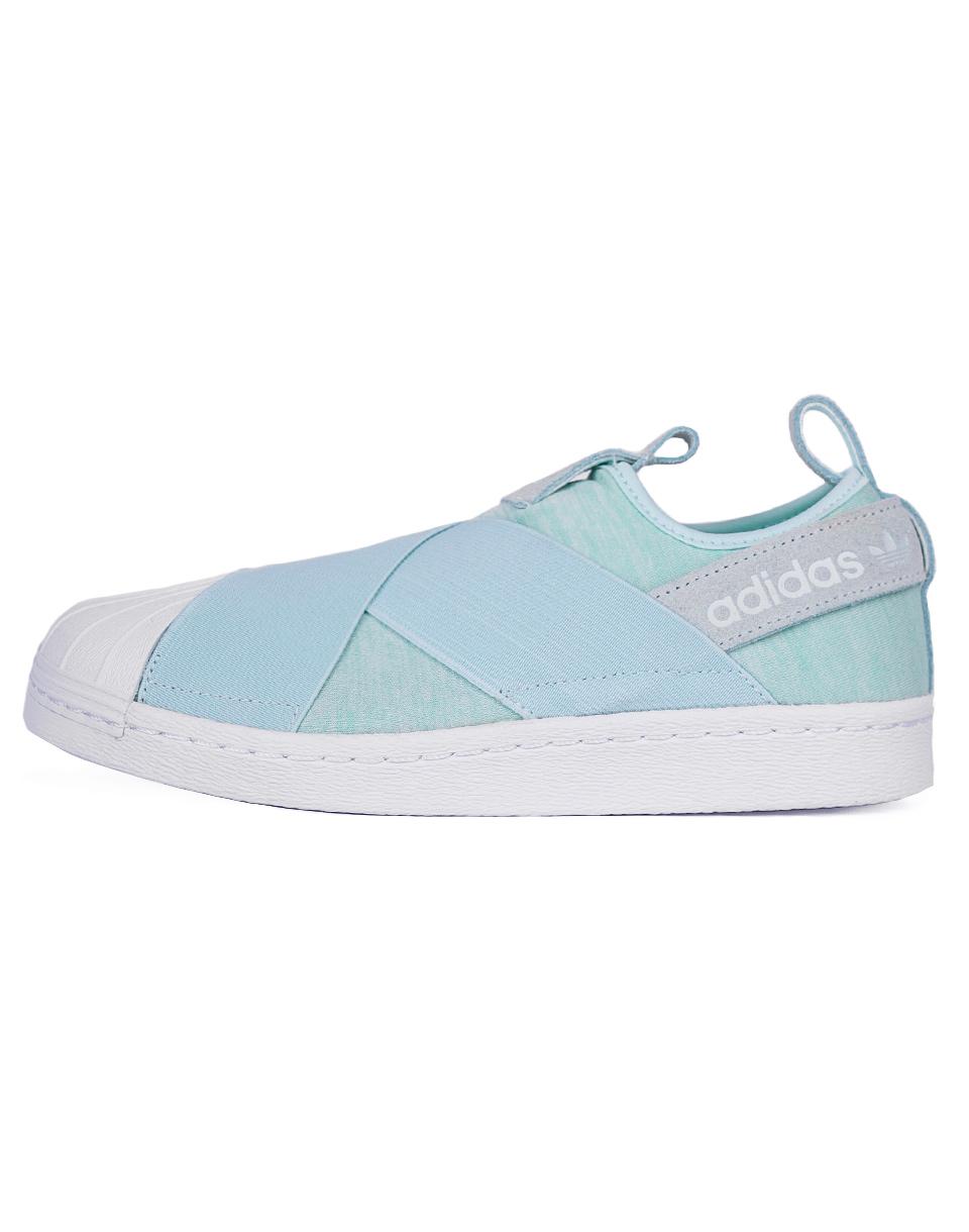 Slip-on Adidas Originals Superstar Slip-On icemin/icemin 39 + doprava zdarma