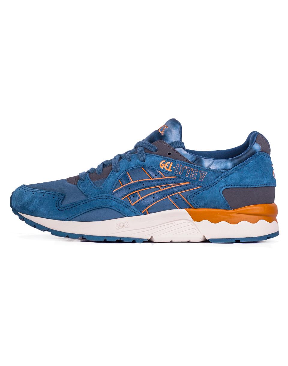 Sneakers - tenisky Asics GEL-LYTE V LEGION BLUE/LEGION BLUE 41 + doprava zdarma