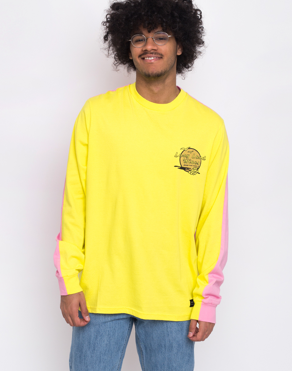 Lazy Oaf Taste The Regret LS T-shirt Multi S