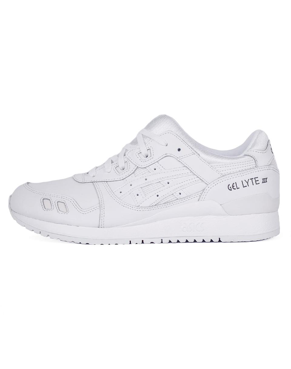 Sneakers - tenisky Asics GEL-LYTE III WHITE/WHITE 42