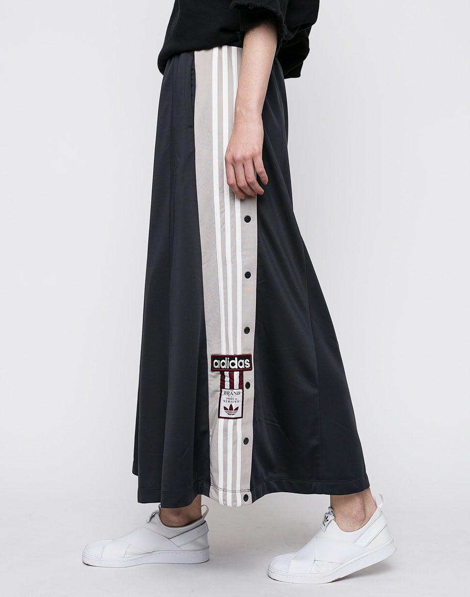 Sukně Adidas Originals Adibreak Carbon 36