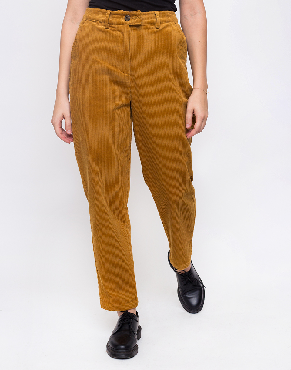 Native Youth MANCHESTER CORD MUSTARD L