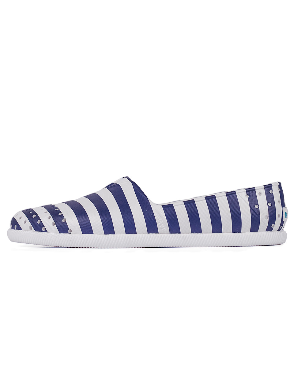 Native Verona Print Shell White   Resgatta Stripe 37