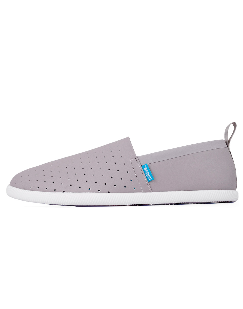 Native Venice Pigeon Grey   Shell White 41