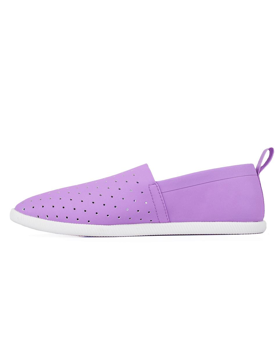 Slip-on Native Venice Levander Purple / Shell White 37