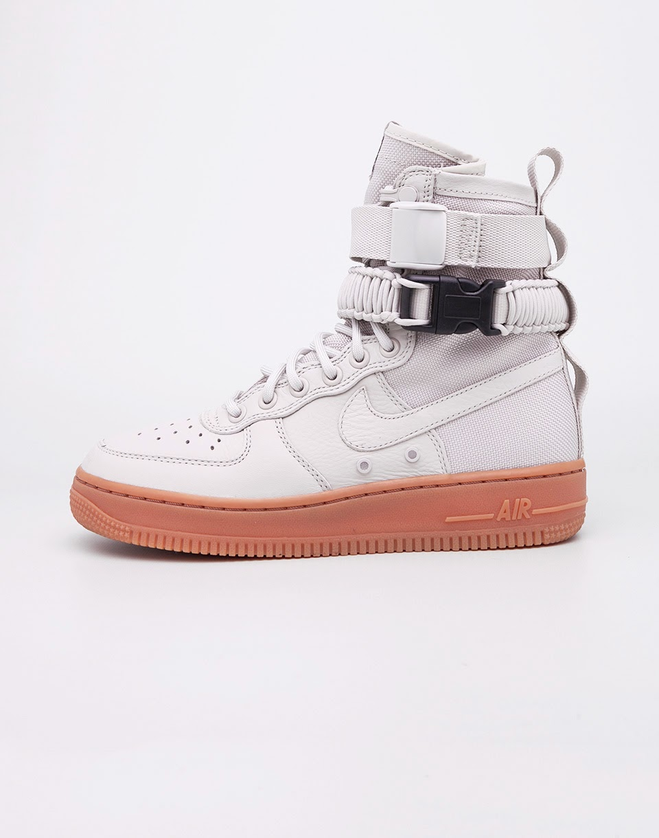 Sneakers - tenisky Nike SF Air Force 1 Light Bone Light Bone  c720230d5e7