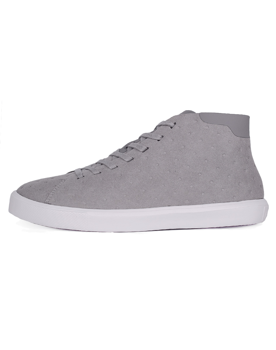 Native Monaco mid Pigeon Grey   Shell White 46