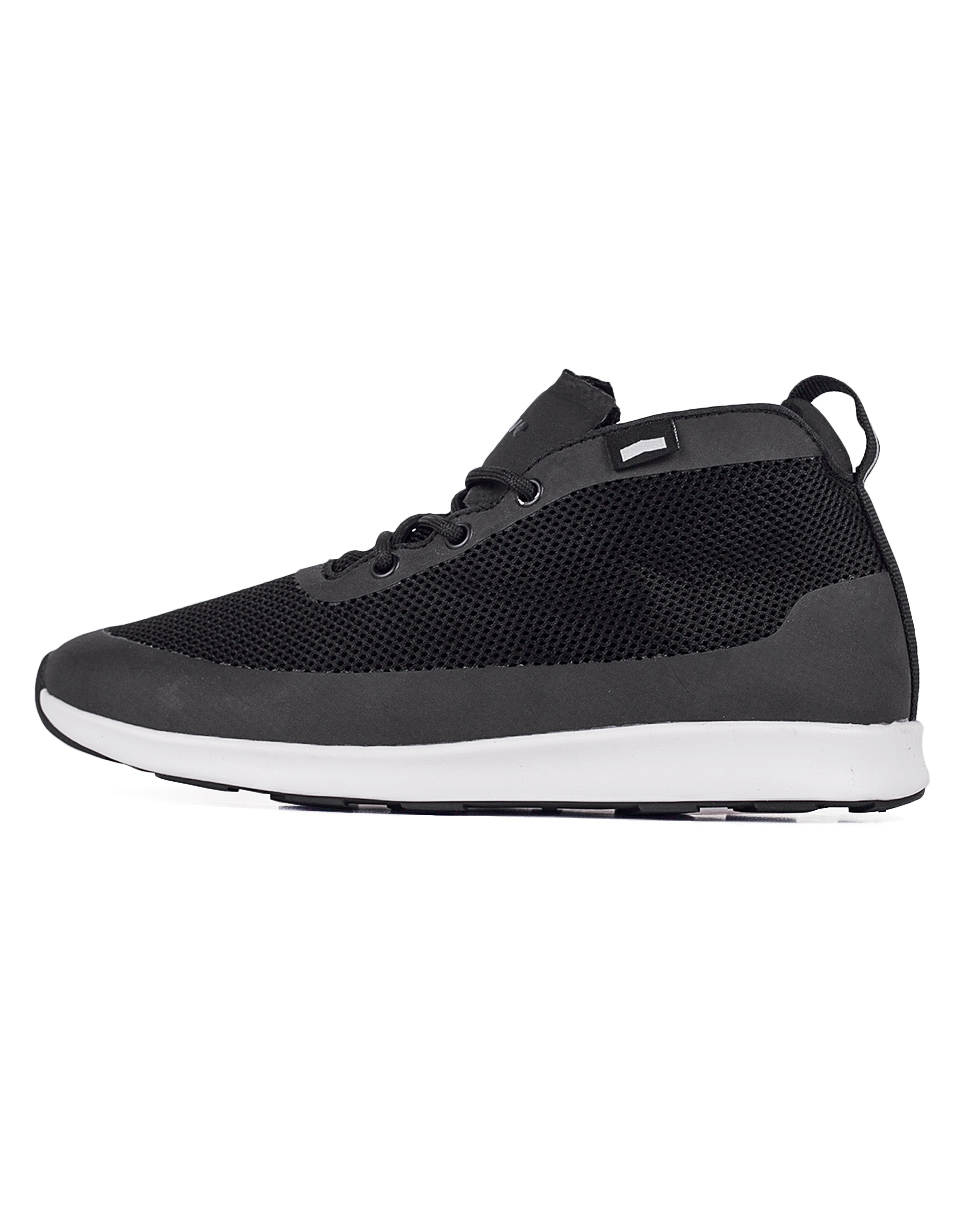 Sneakers - tenisky Native AP Rover Jiffy Black / Shell White / Jiffy Rubber 37,5