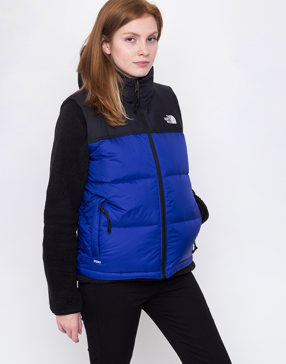 The North Face 1996 RTO NUPTSE Aztec Blue L