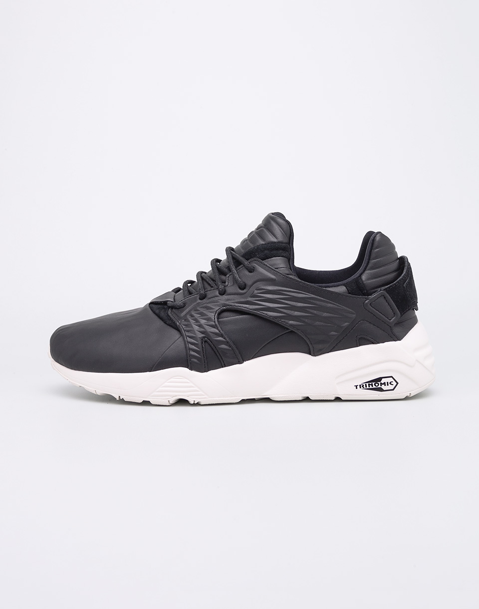 Puma Blaze Cage Glove Black Whisper White 43