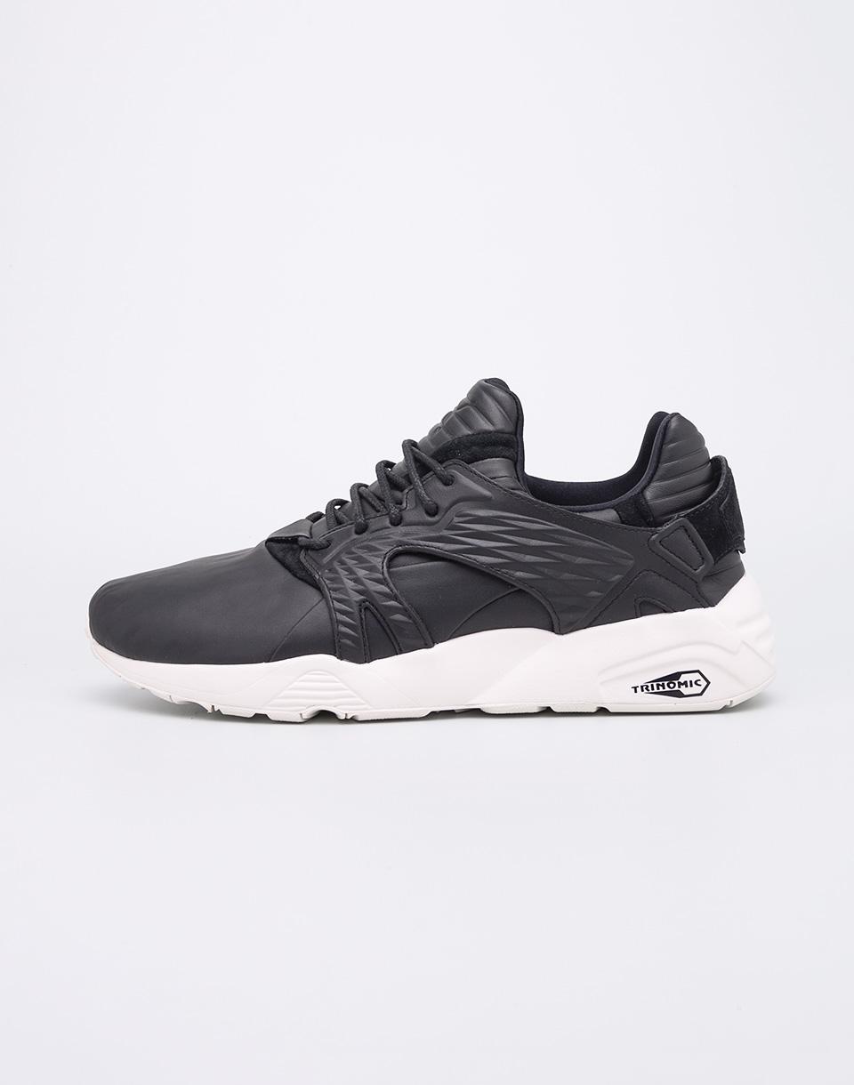 Sneakers - tenisky Puma Blaze Cage Glove Black-Whisper White 41 + doprava zdarma + novinka