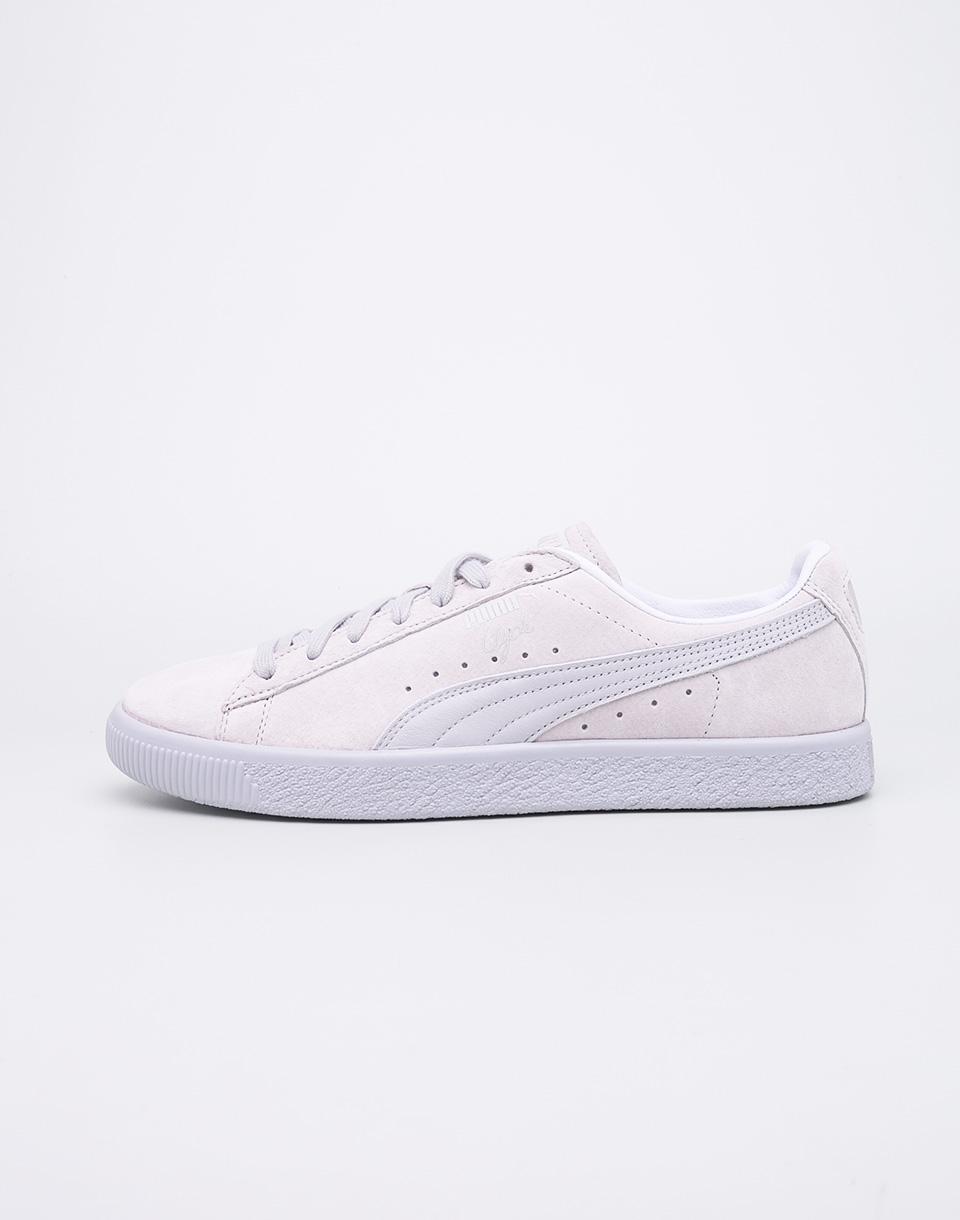 Sneakers - tenisky Puma Clyde Normcore Gray Violet 46 + doprava zdarma + novinka